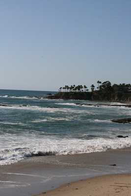 Laguna Beach coastal view