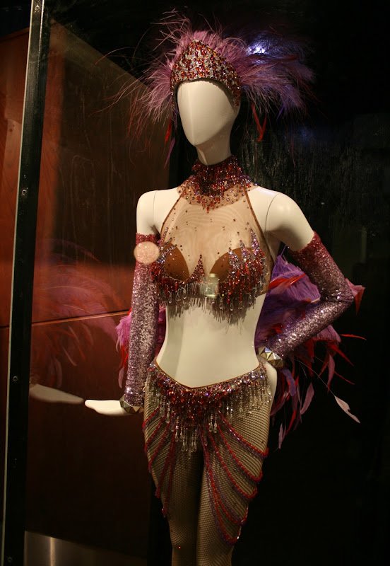 Nine Folies Bergere movie costume