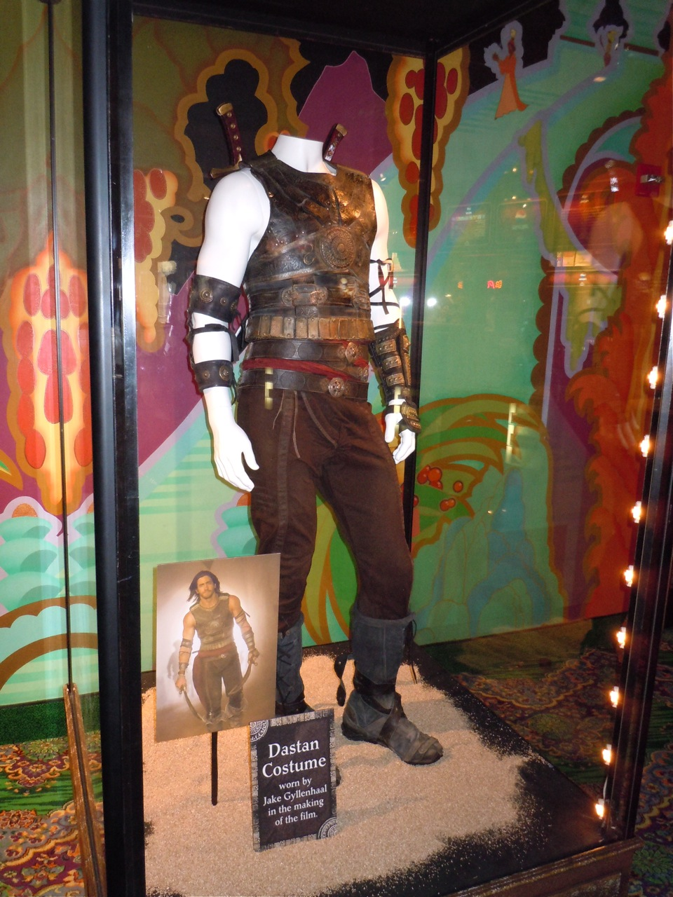 Jake Gyllenhaal's Prince of Persia movie costume ...