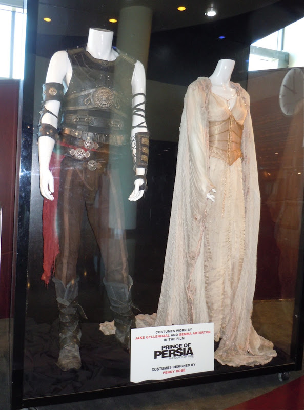 Prince of Persia Dastan and Tamina costumes