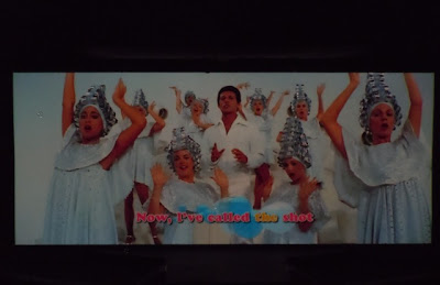 Singalong Grease Beauty School dropout Hollywood Bowl