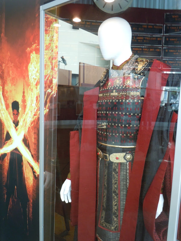 The Last Airbender Lord Ozai outfit