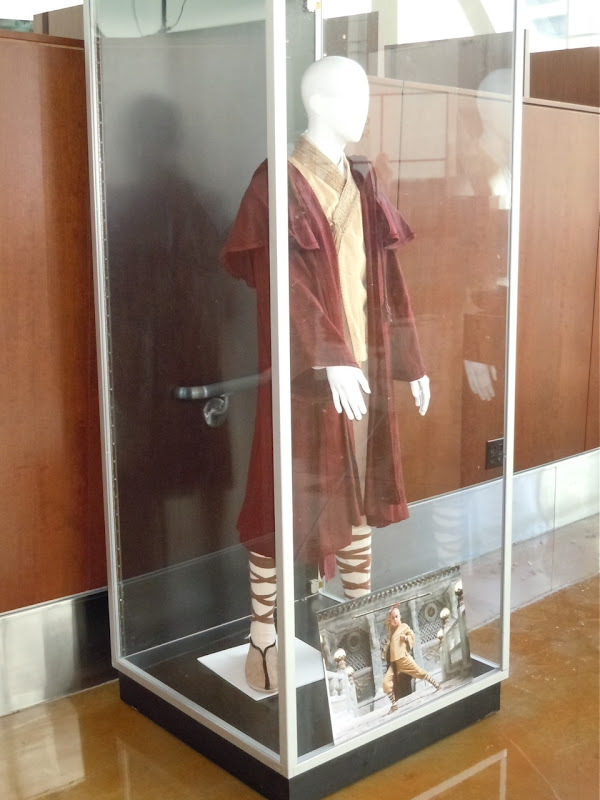 The Last Airbender Aang movie costume