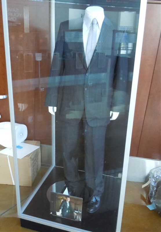 Leonardo DiCaprio Inception movie costume