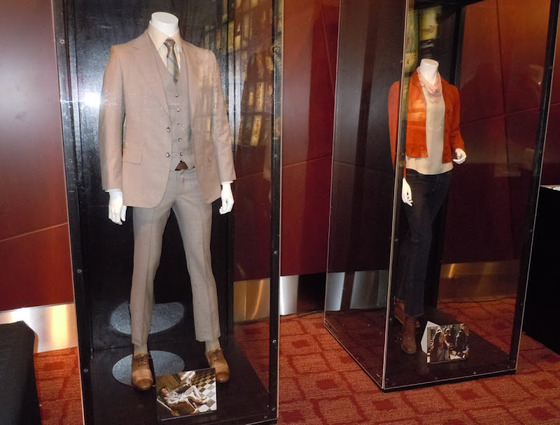 Inception Arthur and Ariadne movie costumes