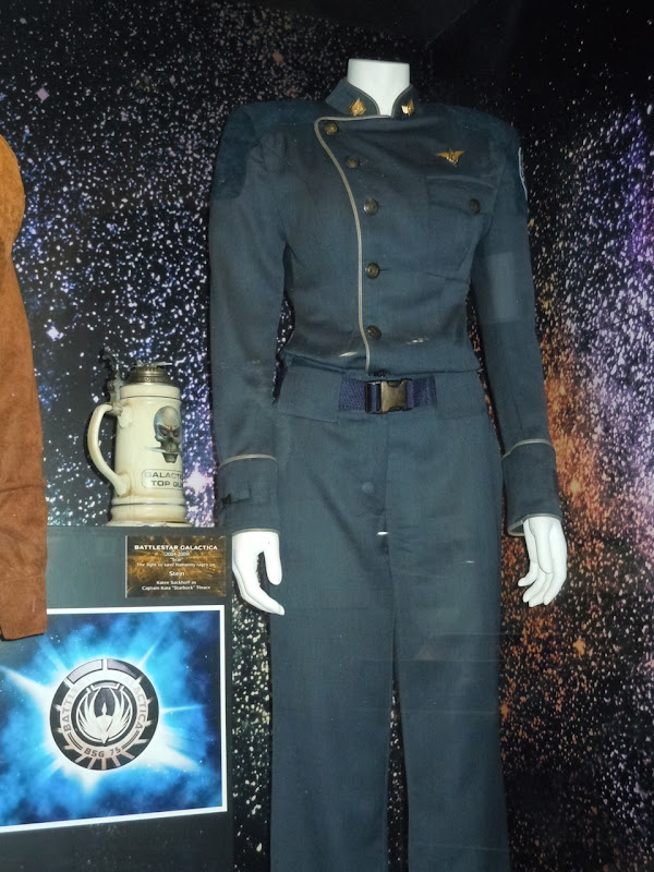 Battlestar Galactica Duty Blues costume