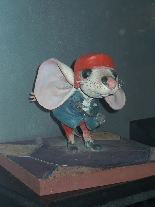 The Tale of Despereaux mouse model