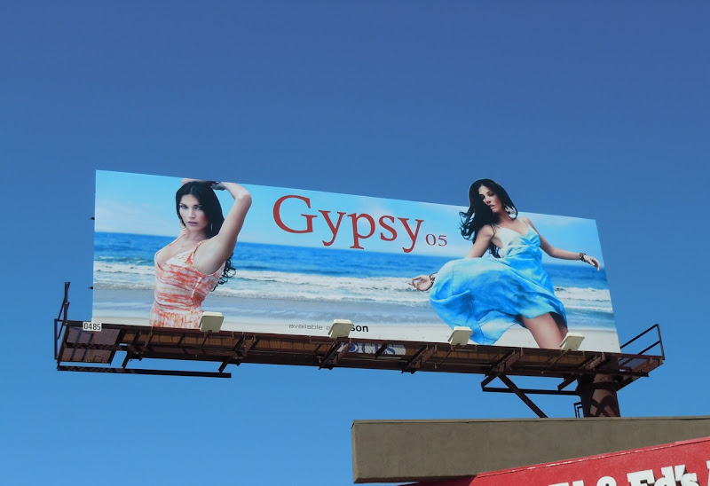 Gypsy05 beach fashion billboard
