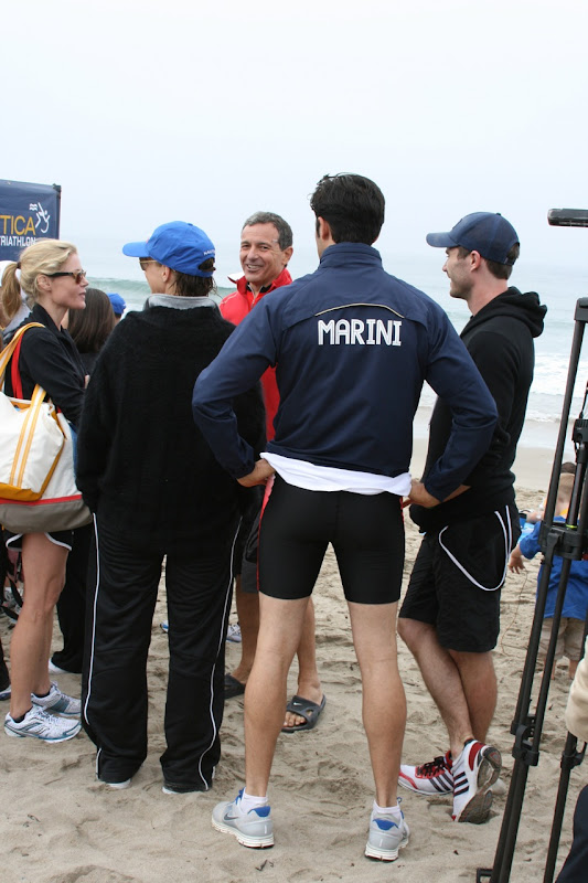 Brothers and Sisters cast Malibu Triathlon 2010