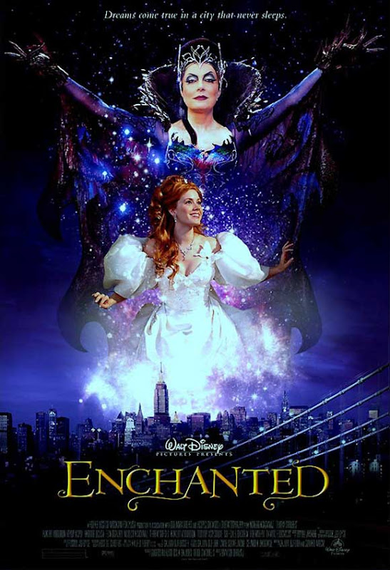 Enchanted film poster