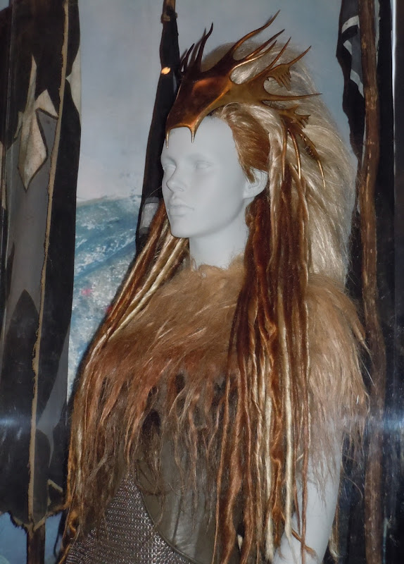 Narnia White Witch battle costume