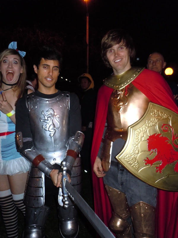 West Hollywood Halloween Narnia costumes