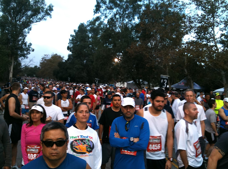 Before Rock n Roll LA Half Marathon