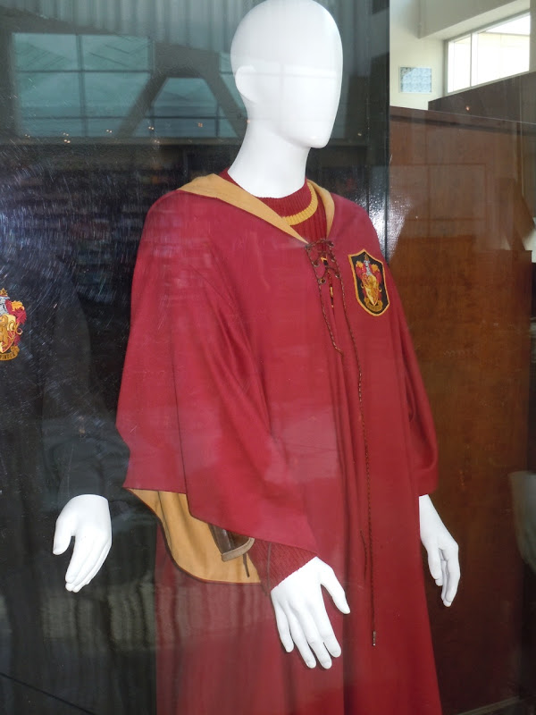 Harry Potter Quidditch movie costume
