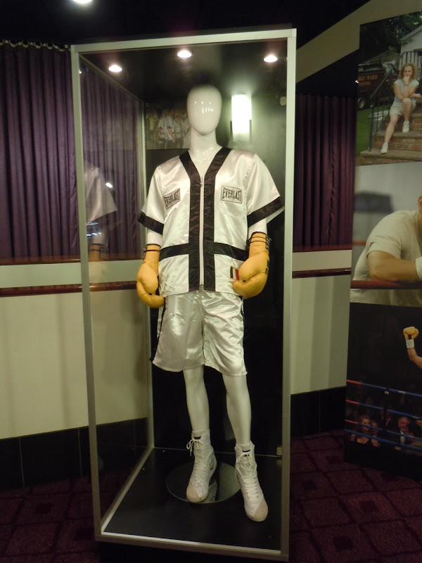 The Fighter costume display