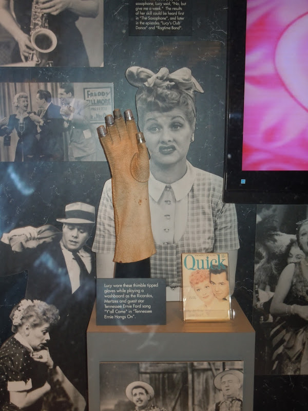 Lucille Ball's Thimble tipped gloves