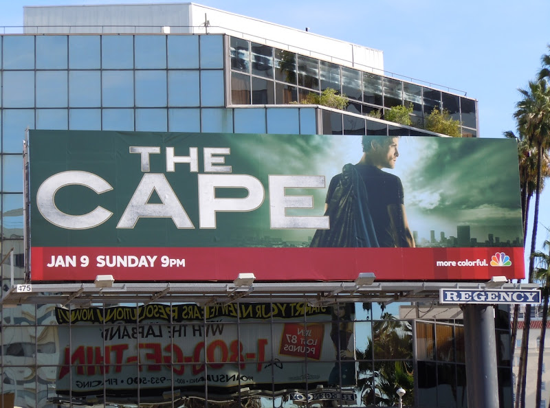 The Cape TV billboard