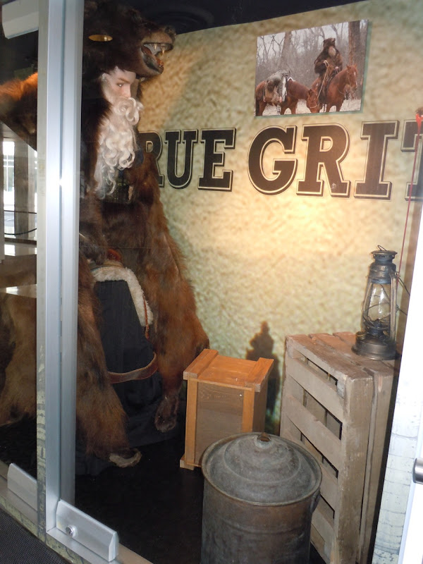 Ed Lee Corbin True Grit Bear Man costume