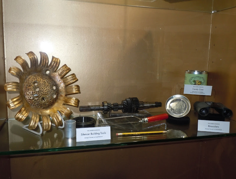 The American film props