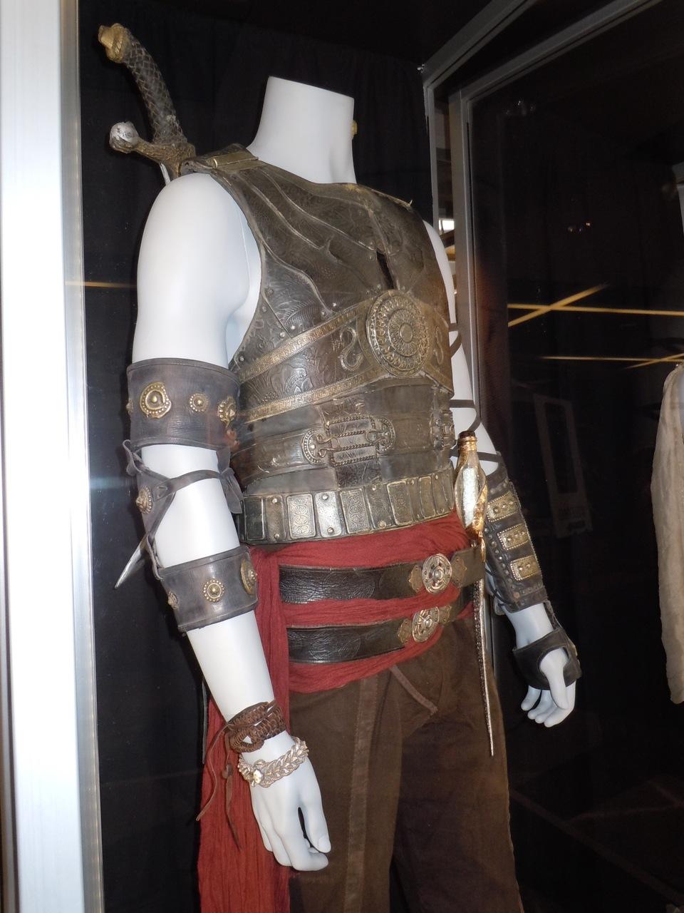 Prince of Persia Dastan movie costume Prince of Persia Jake Gyllenhaal costume ... & Hollywood Movie Costumes and Props: Dastanu0027s Prince of Persia ...
