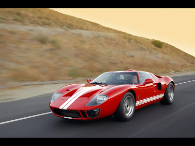new car: 2009 Superformance Ford GT40 Mk1 Official Specs