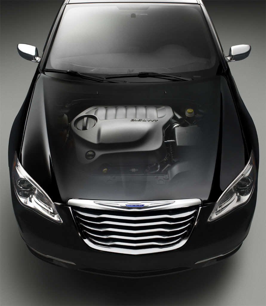 HIDAYAH CARS: 2011 Chrysler 200 And Town & Country Prices