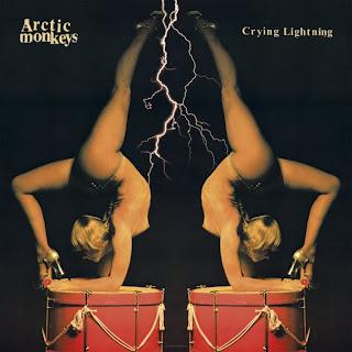 Arctic Monkeys - Crying Lightning EP (2009)