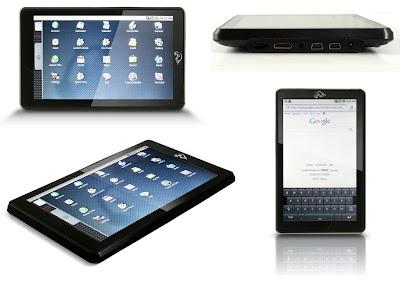 "Tablet Mobii 10"" 3G con ANDROID en Mediamarkt"
