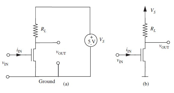 circuits electronics 64 mosfet switch implementation of logic