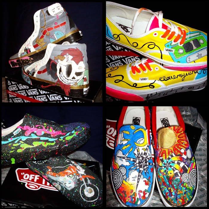 Amazon Van Shoes