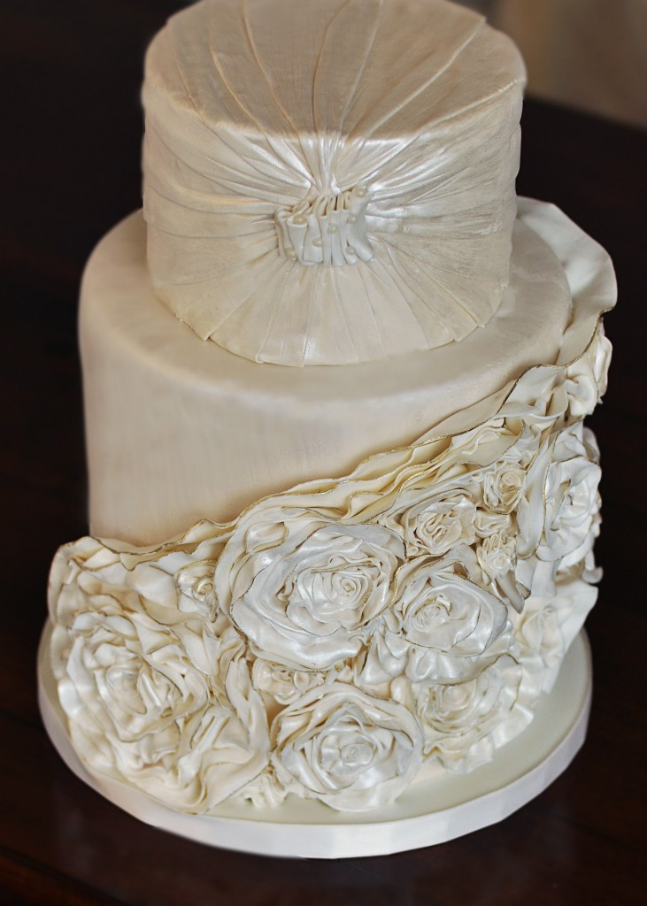English Rose Couture Cakes
