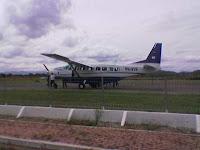 Foto(042) Proyek 2008 Dishubprovsu di Bandara Aek Godang disidik