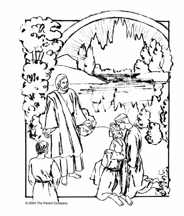 Gates Of Heaven Coloring Pages Sketch Coloring Page