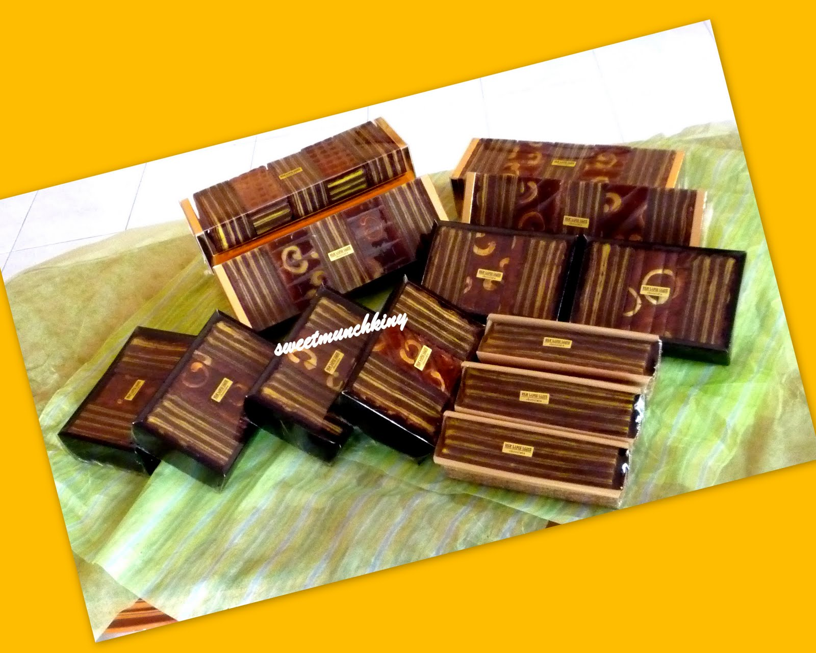 sweetmunchkiny: Kek lapis legit Indonesia for aidilfitri