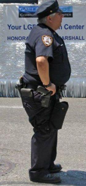 Fat Cops Chill Box Of Pics