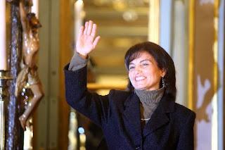 Ex Ministra del MIMDES Carmen Vildoso
