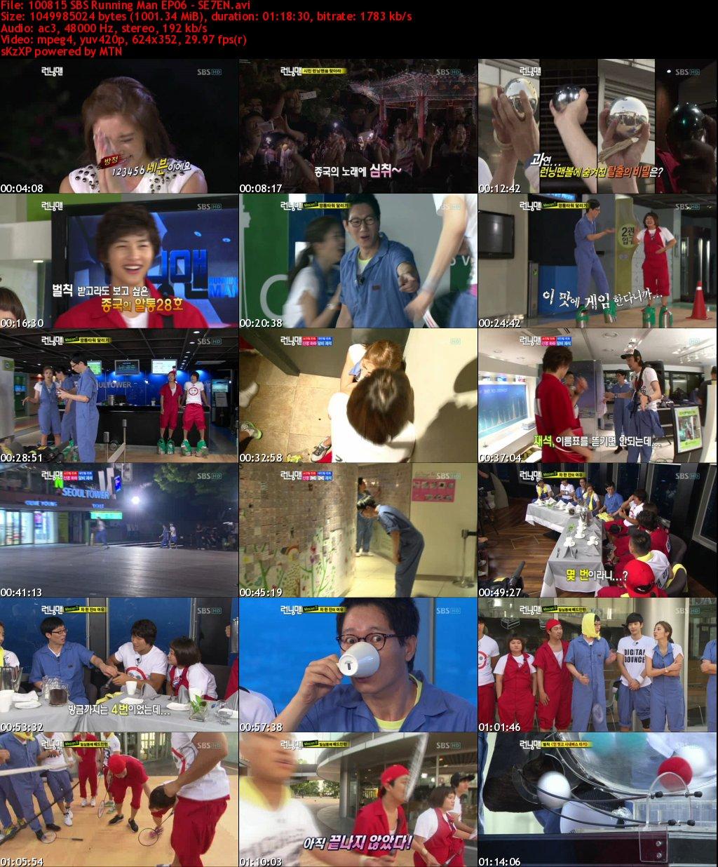 Running man big bang thai sub downloads