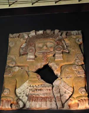 Mexique: à la recherche du tombeau royal d'Ahuizotl