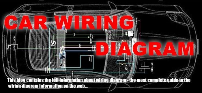Car Wiring Diagram  2002 Nissan Frontier Car Wiring