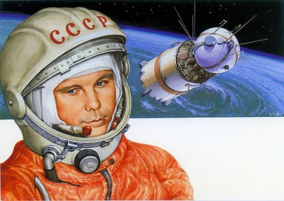 Multiplication by Infinity Was Yuri Gagarin REALLY the
