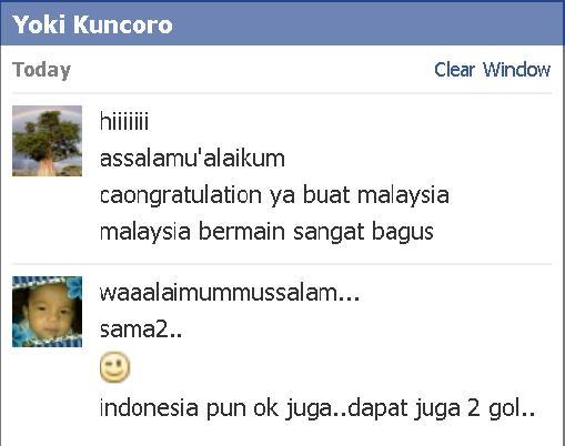 Piala Suzuki : Org Indonesia Puji Malaysia