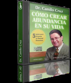 Cómo Crear Abundancia en su Vida: 5 Pasos Para Alcanzar la Libertad Financiera (AudioLibro)  2CDs