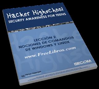 Nociones de comandos de Windows y Linux – Hacker HighSchool