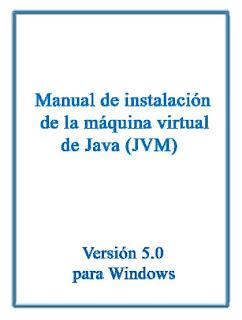 Manual de Instalacion de la Máquina Virtual de Java (JVM)