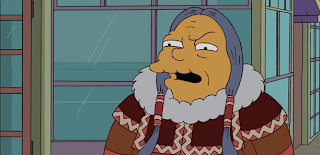 The Simpsons Stereotypes Alaska Native Cultures Again Native Appropriations