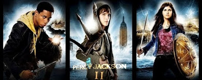 Percy Jackson Sequel - Percy Jackson 2