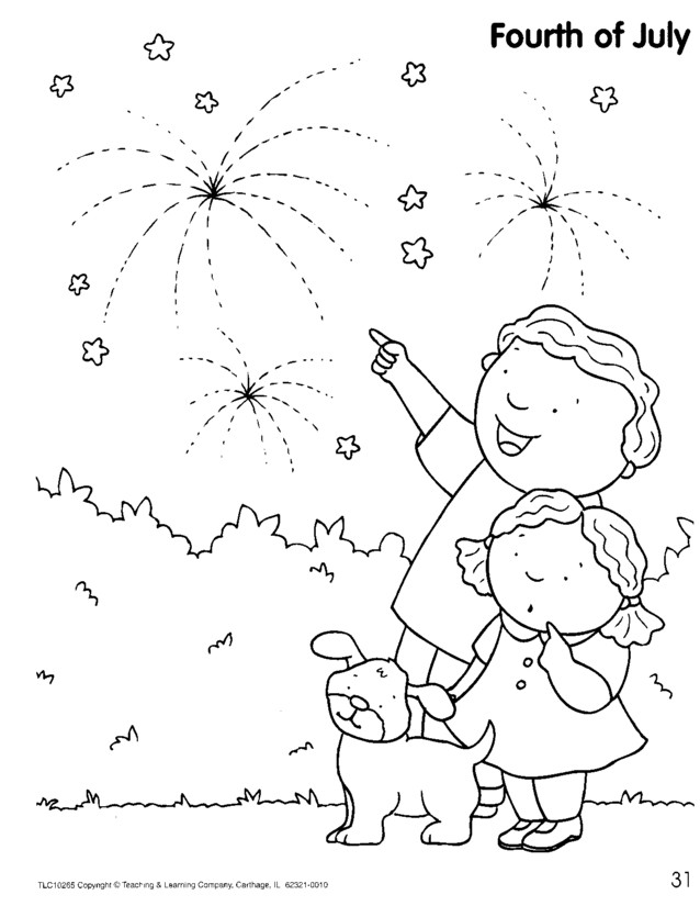 Storytime and More: 4th of July Activities