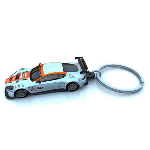 Aston Martin Keychain Traffic Club