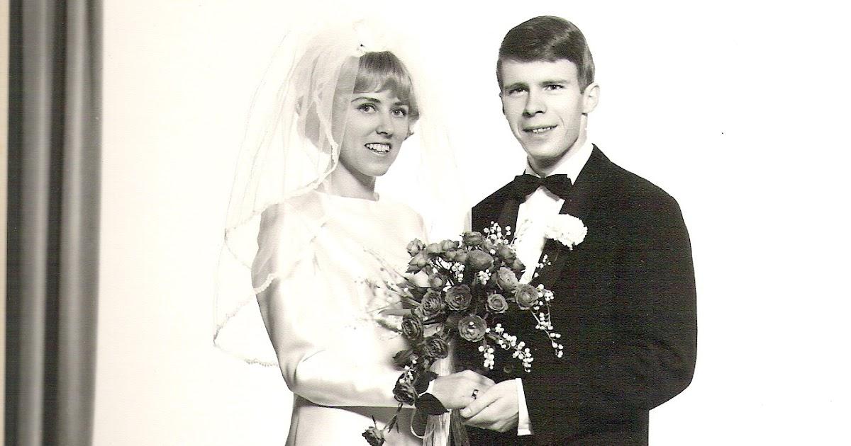 Hvit Linje: 40-års bryllupsdag!