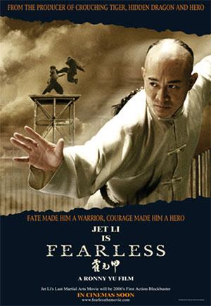 Jet Li Fearless